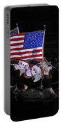 Cowboy Patriots Portable Battery Charger