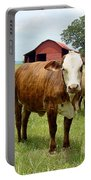 Cows8944 Portable Battery Charger