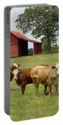Cows8954 Portable Battery Charger