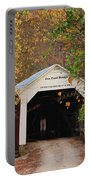Cox Ford Covered Bridge Portable Battery Charger