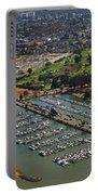 Coyote Point Marina San Francisco Bay Sfo California Portable Battery Charger