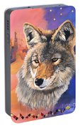 Coyote The Trickster Portable Battery Charger