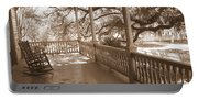 Cozy Southern Porch Portable Battery Charger
