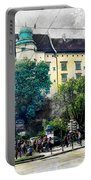 Cracow Art 2 Wawel Portable Battery Charger