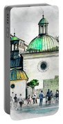 Cracow Art 3 Portable Battery Charger