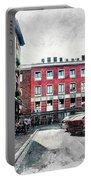 Cracow Art 4 Kazimierz Portable Battery Charger