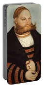 Cranach The Elder Portable Battery Charger