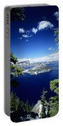 Crater Lake Portable Battery Charger