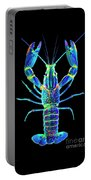 Crawfish In The Dark - Blublue Portable Battery Charger