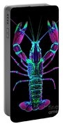 Crawfish In The Dark - Rosegreen Portable Battery Charger