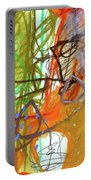 Crayon Scribble#3 Portable Battery Charger