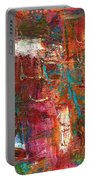 Crazy Abstract 1 Portable Battery Charger