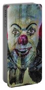 Crazy Clown Portable Battery Charger