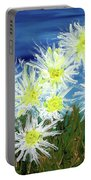 Crazy Daisies Portable Battery Charger