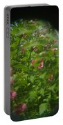 Crazy Floral Three  Portable Battery Charger