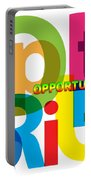 Creative Title - Opportunity Portable Battery Charger