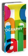 Creative Title - Photography Portable Battery Charger