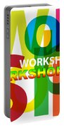 Creative Title - Workshop Portable Battery Charger