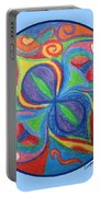 Creativity Portable Battery Charger