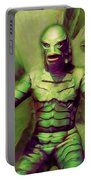 Creature From The Black Lagoon Portable Battery Charger