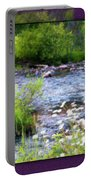 Creek Daisys Portable Battery Charger