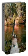 Creek Fall Portable Battery Charger