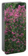 Crepe Myrtle Tree 2 Portable Battery Charger