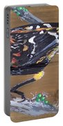 Crested Honeycreeper Portable Battery Charger