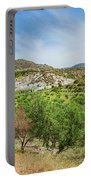 Crete Olive Grove Portable Battery Charger