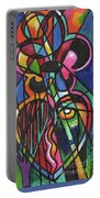 Creve Coeur Streetlight Banners Whimsical Motion 19 Portable Battery Charger