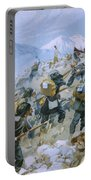 Crimean War And The Battle Of Chernaya Portable Battery Charger