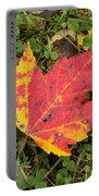 Crimson And Clover Portable Battery Charger