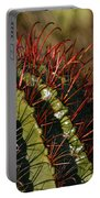 Crimson Thorns 2 Portable Battery Charger