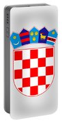 Croatia Coat Of Arms Portable Battery Charger