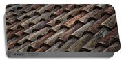 Croatian Roof Tiles Portable Battery Charger