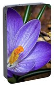 Crocus Emerging Portable Battery Charger