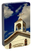 Crooked Creek Chapel Portable Battery Charger