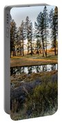 Crooked Creek Sunset Portable Battery Charger