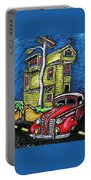Crooked House Portable Battery Charger