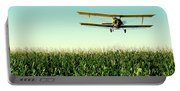 Crops Dusted Portable Battery Charger