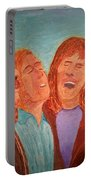 Crosby, Stills, Nash And Young Portable Battery Charger