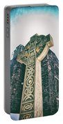Cross Of Stone Portable Battery Charger