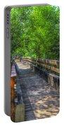 Cross Over The Bridge - Sedona Arizona Portable Battery Charger