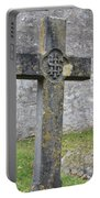 Cross Tombstone St. Mary's Wedmore Portable Battery Charger