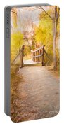 Crossing The Bridge Portable Battery Charger