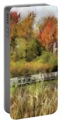 Crossing The Marsh Portable Battery Charger