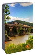 Crossing The Susquehanna Portable Battery Charger