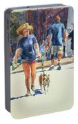 Crossing West 79th Portable Battery Charger