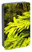 Croton Cascading Down The Hillside Portable Battery Charger