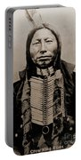 Crow King Portable Battery Charger